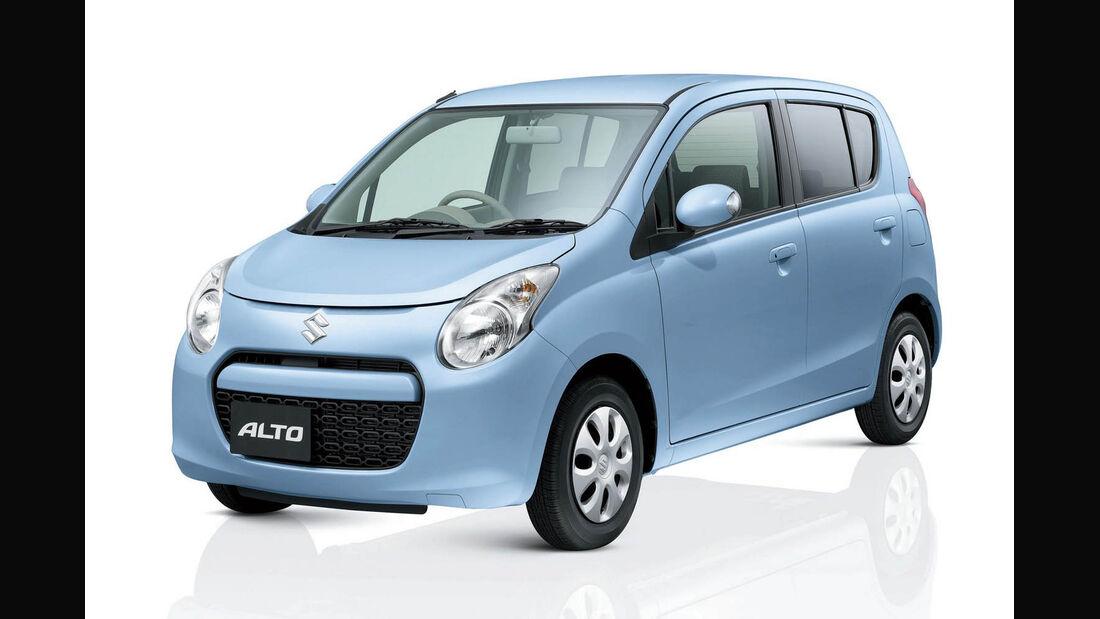 03/2014, Suzuki Alto Japan