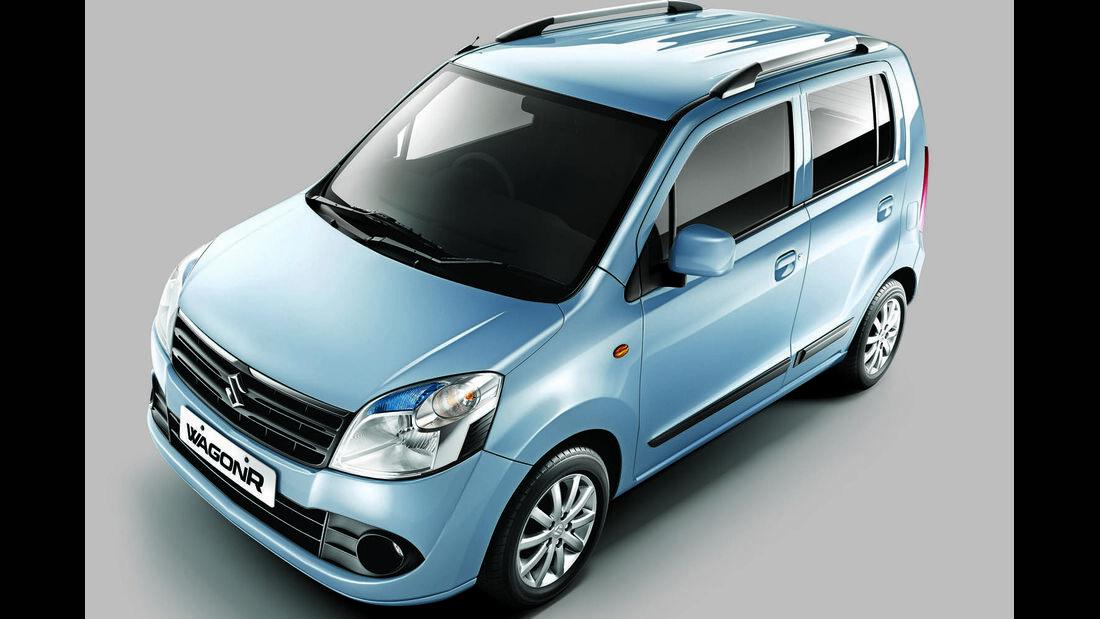 03/2014, Suzuki Wagon R Japan