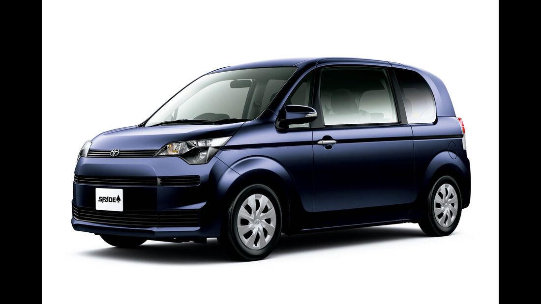 03/2014, Toyota Spade Japan