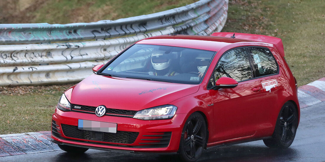 03/2014 VW Golf GTI Clubsport