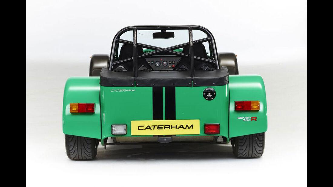 03/2015 Caterham Seven 360.