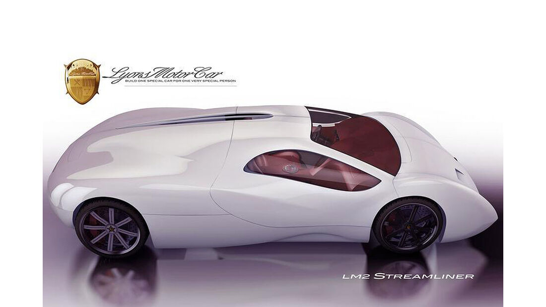 03/2015 Lyons Motor Car LM2 Streamliner