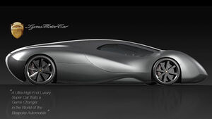 03/2015 Lyons Motor Car LM2 Streamliner