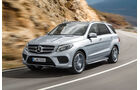 03/2015 Mercedes GLE Sperrfrist 26.3.2015 New York