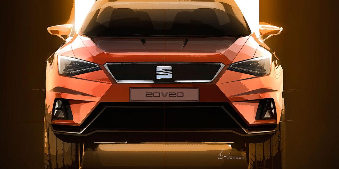 03/2015 Seat SUV 20V20 Genf