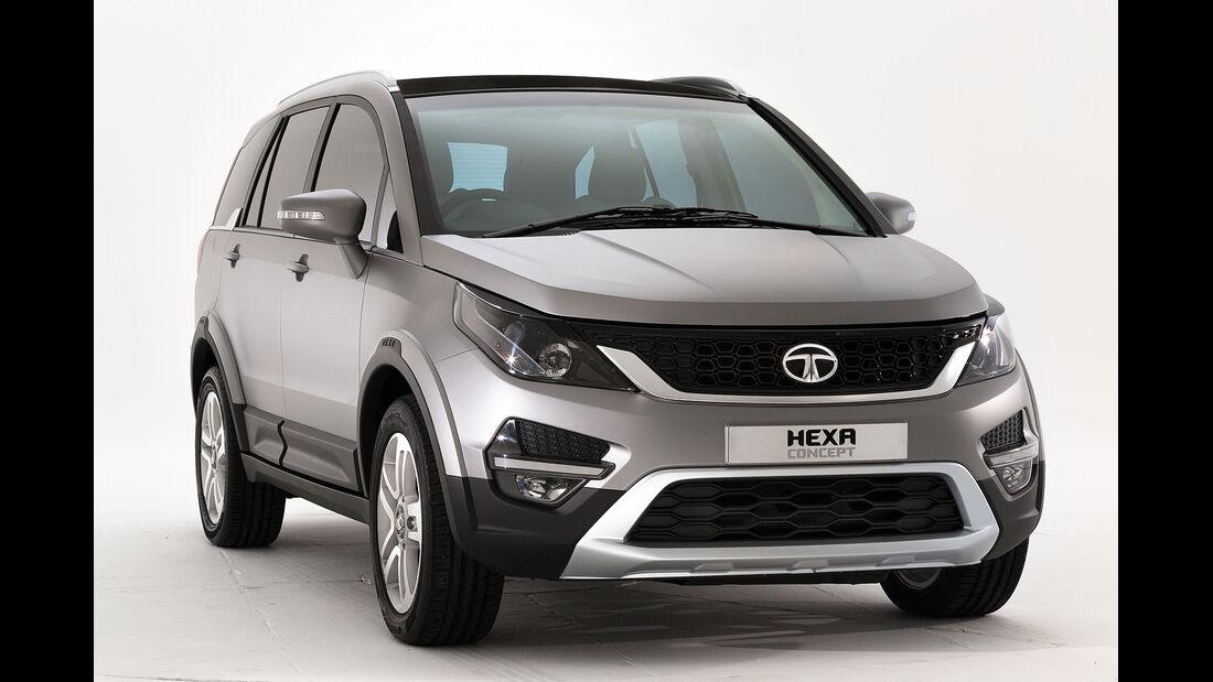 03/2015 Tata Hexa Concept