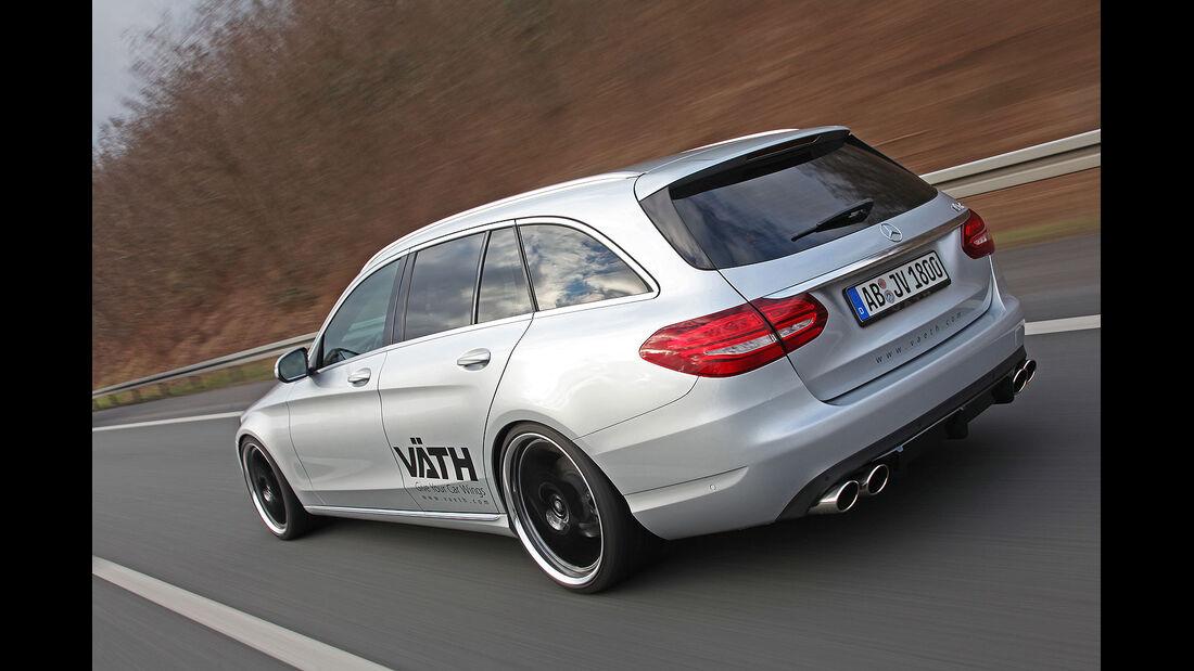 03/2015 Väth Mercedes C-Llasse T-Modell