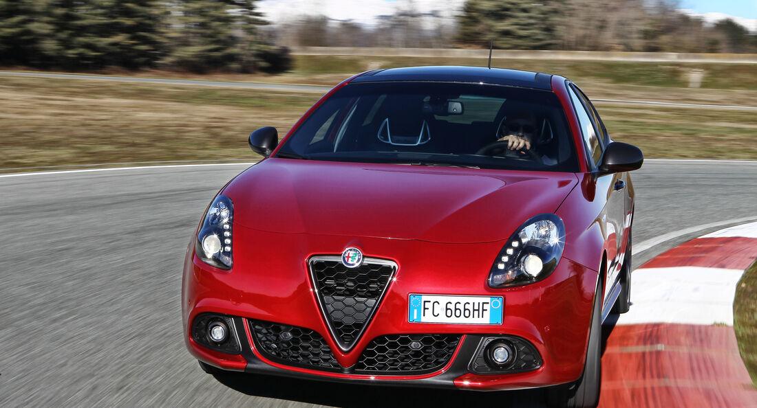 03/2016, Alfa Romeo Giulietta Facelift
