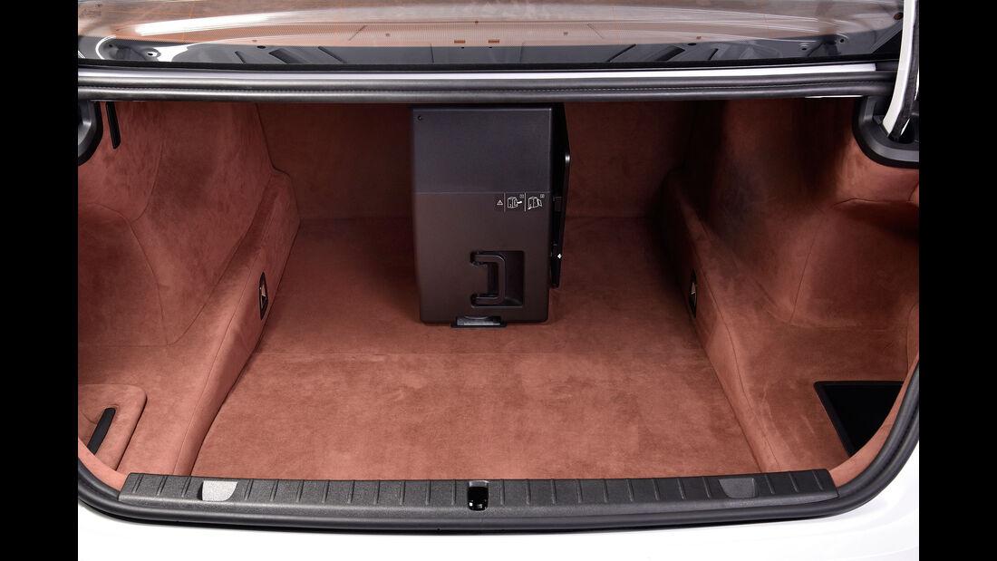 03/2016, BMW 750Li xDrive Solitaire und Master Class Edition