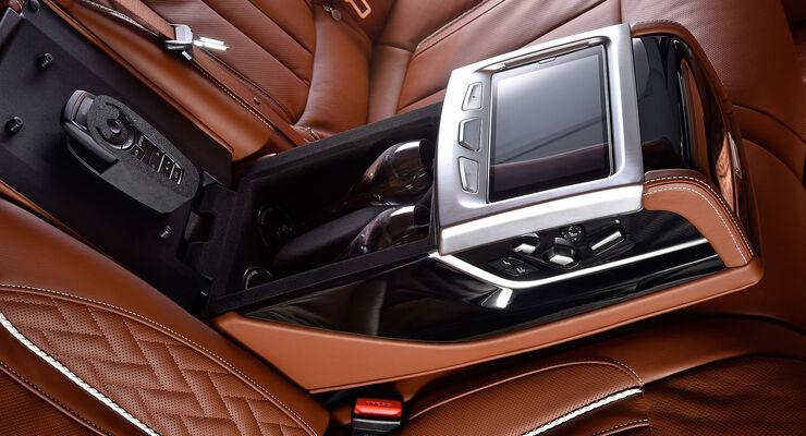 BMW 750Li xDrive Solitaire und Master Class Edition - auto motor und ...