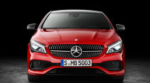03/2016, Mercedes CLA Facelift Sperrfrist 16.03.2016
