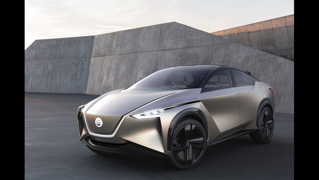 03/2018, Nissan IMx Kuro