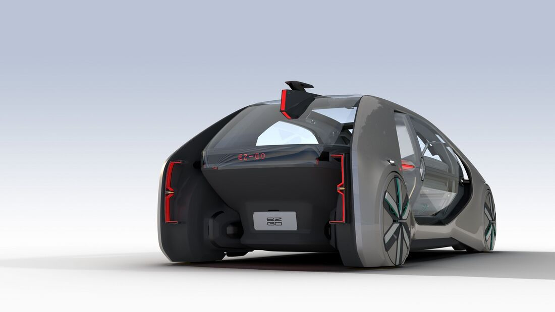 03/2018, Renault EZ-GO