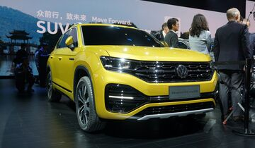 03/2018, VW Advanced Midsize SUV