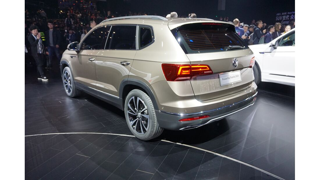 03/2018, VW Powerful Family SUV