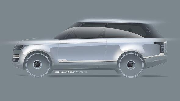03/2019, Adventum SUV Coupé von Niels van Roij