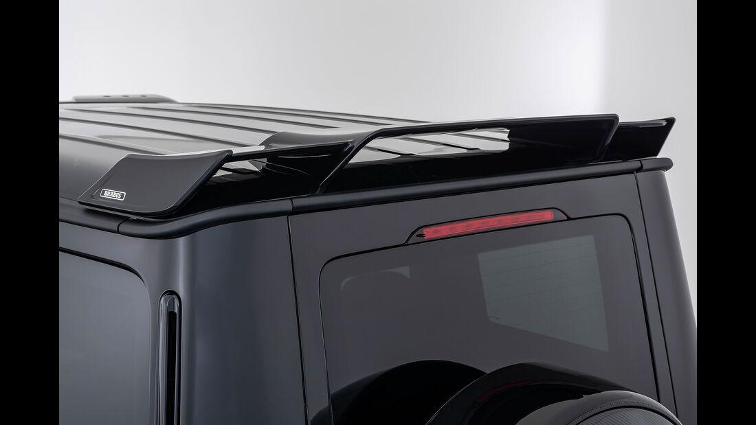 03/2019  Brabus 800 Widestar Mercedes G-Klasse