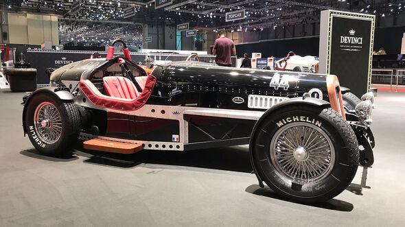 03/2019  Devinci DB718 Elektroauto