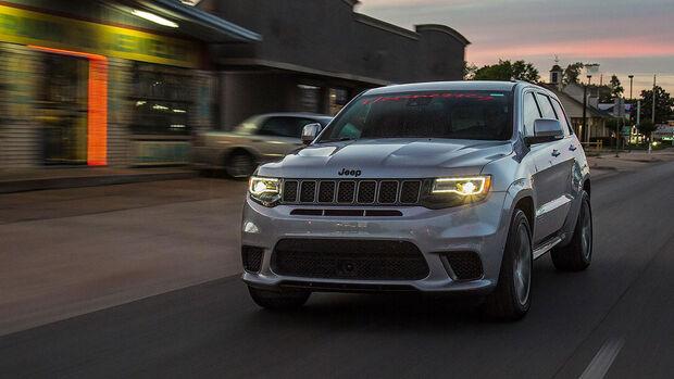 03/2019, Hennessey Jeep Grand Cherokee Trackhawk HPE1200