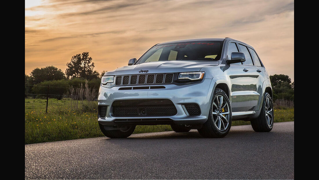 03/2019, Hennessey Jeep Grand Cherokee Trackhawk HPE1200
