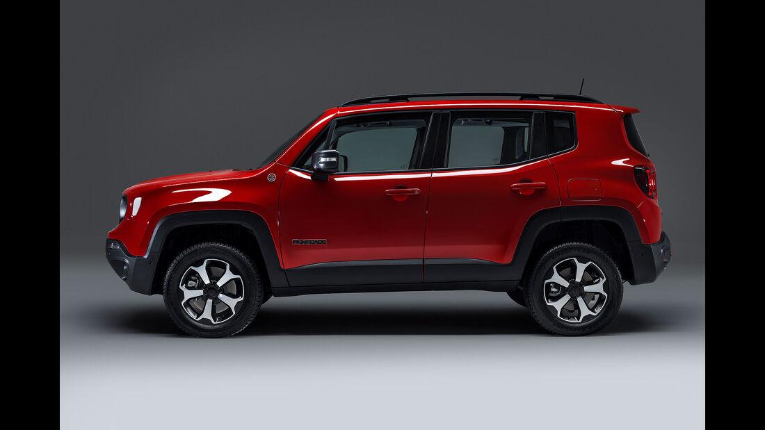 03/2019, Jeep Renegade PHEV