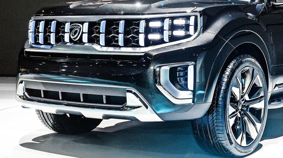 03/2019; Kia Mohave Masterpiece auf der Seoul Motor Show