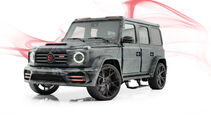 03/2019, Mansory Mercedes-AMG G 63 Star Trooper 20th Anniversary Edition