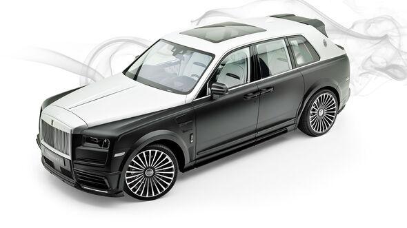 03/2019, Mansory Rolls-Royce Cullinan The Whisper of Ecstasy