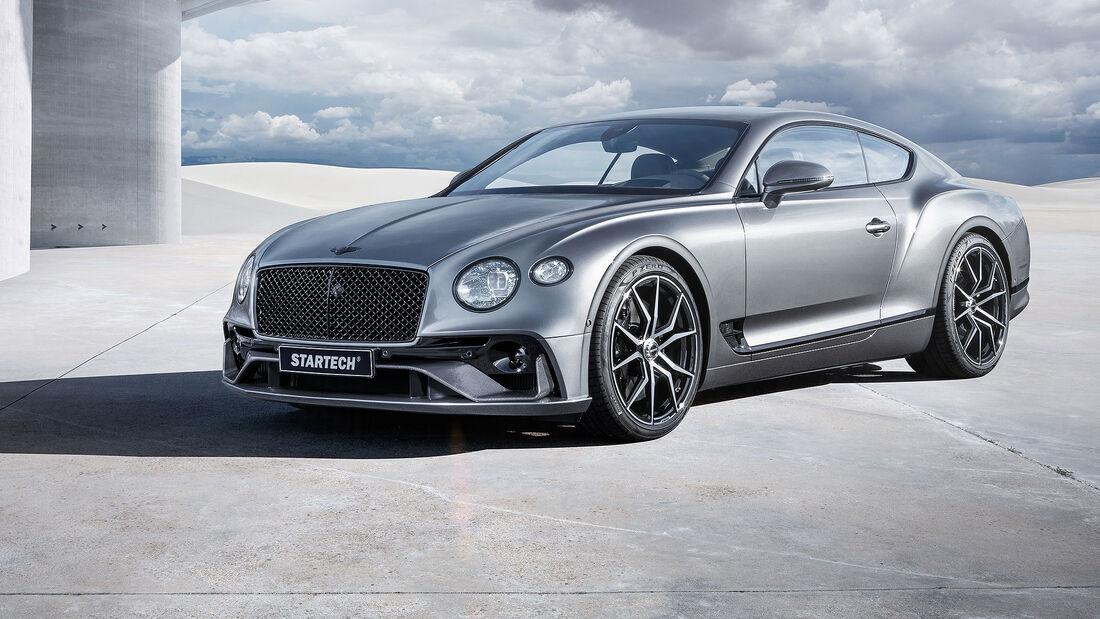 03/2019, Startech Bentley Continental GT