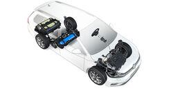 03/2019, VW Golf Variant 1.5 TGI CNG Röntgenbild