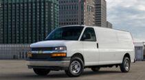 03/2020, 2020 Chevrolet Express Cargo Van