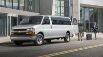 03/2020, 2021 Chevrolet Express Passenger Van