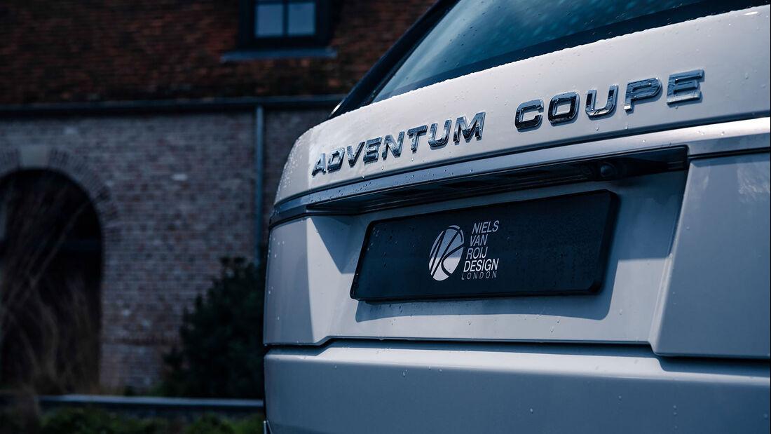 03/2020, Adventum SUV Coupé von Niels van Roij