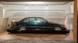 03/2020, BMW 740i E38 Neuwagen