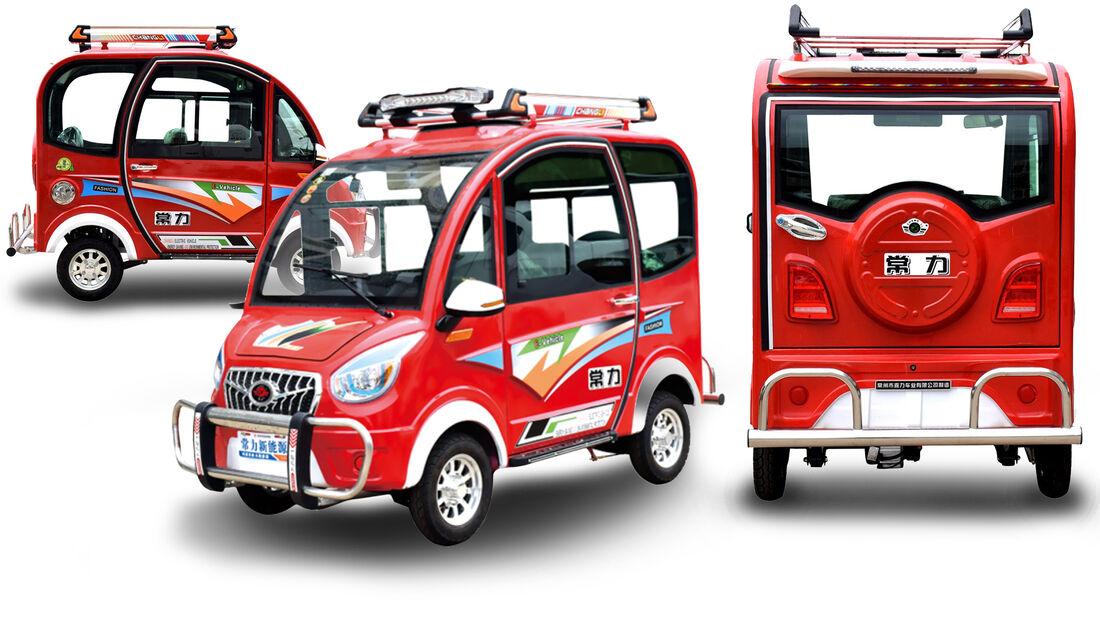 03/2020; Chang Li Electric Minicar