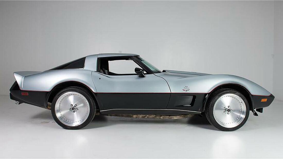 03/2020, Chevrolet Corvette C3 mit Jet-Gasturbine