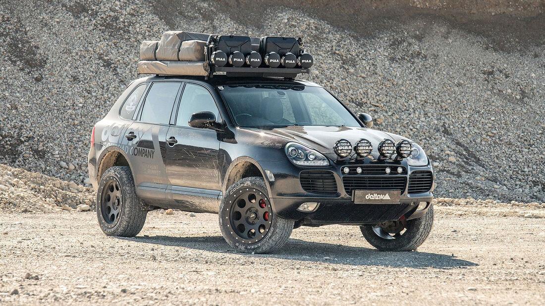 03/2020, Delta 4x4 Porsche Cayenne I Turbo