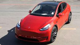 03/2020, Einmillionster Tesla Model Y