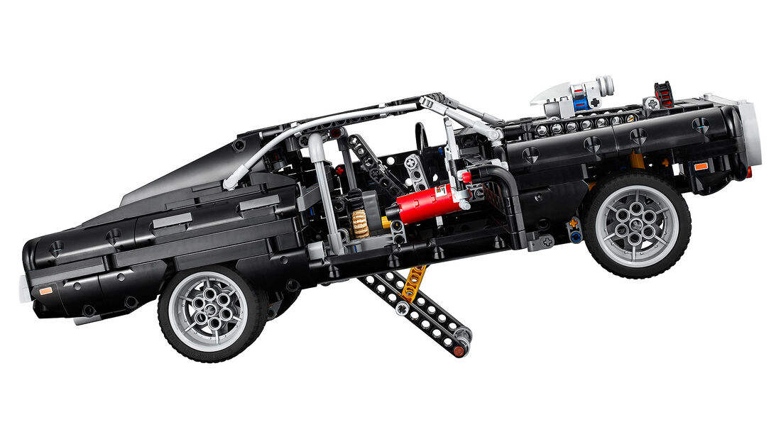 03/2020, Lego Technic Dodge Charger Fast and Furious