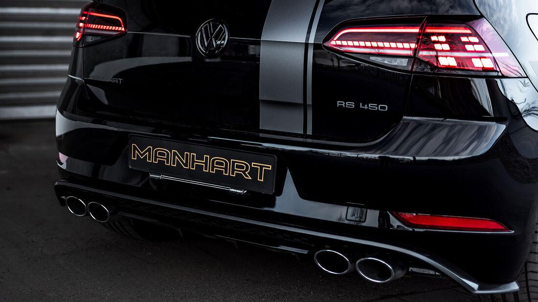 03/2020, Manhart RS 450 auf Basis VW Golf 7 R