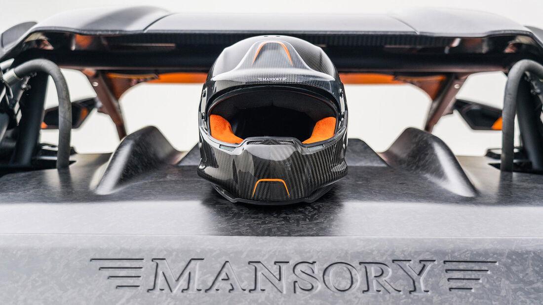 03/2020, Mansory Xerocole auf Basis Can-Am Maverick