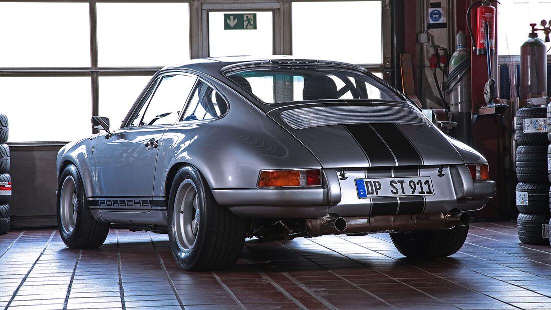 03/2020, Porsche 911 S/T auf G-Modell-Basis