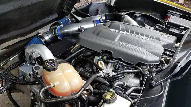 03/2020, Saturn Sky als Lamborghini Gallardo Spyder