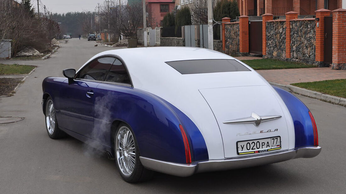 03/2020, Westautos als Sowjet-Klassiker
