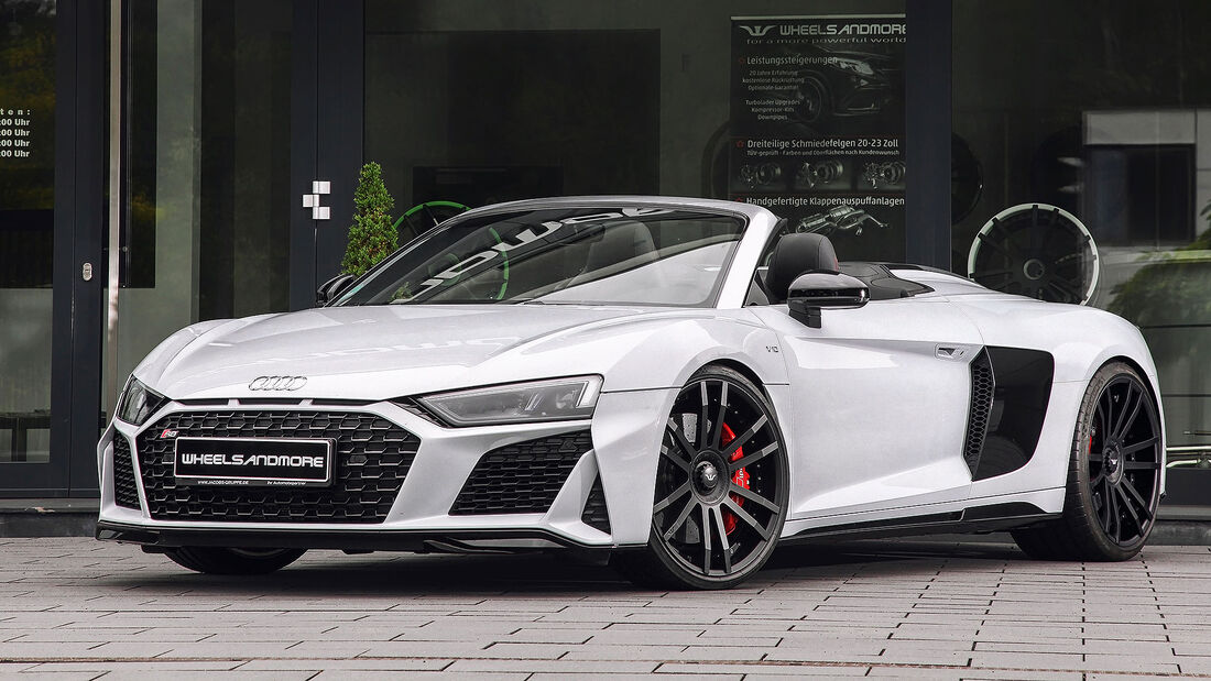03/2020, Wheelsandmore Audi R8 Apocalypticar