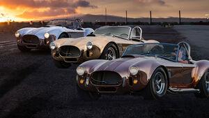 03/2021, 1965 Shelby 427 S/C Cobras Metall-Trio