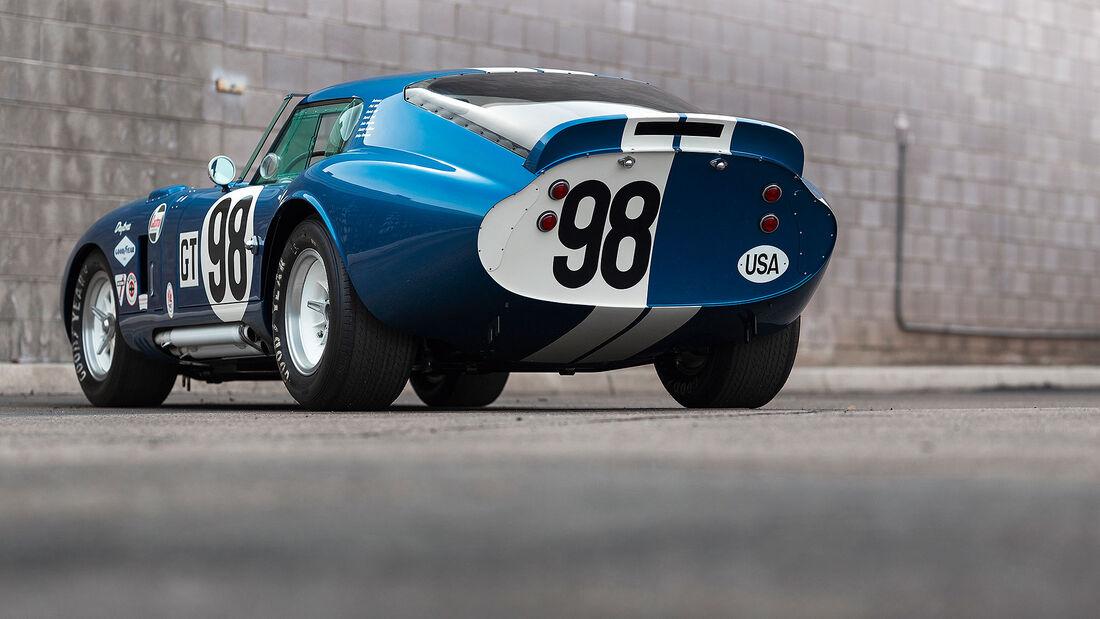 03/2021, 1965 Shelby Cobra Daytona Coupe at Auburn Auction