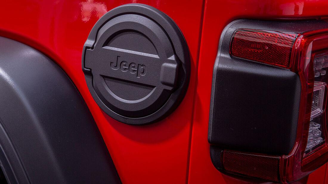 03/2021, Jeep Wrangler 1941 UK-Sondermodell