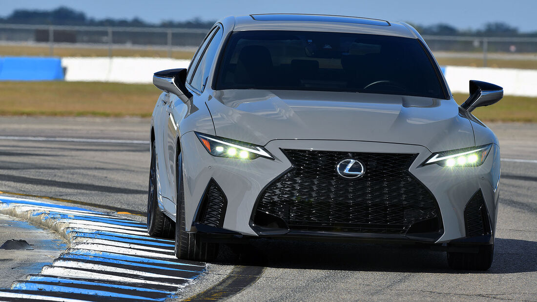 03/2021, Lexus IS 500 F Sport Performance Launch Edition