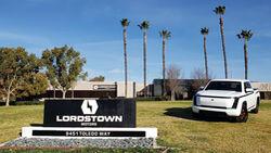 03/2021, Lordstown Endurance Werk Ohio